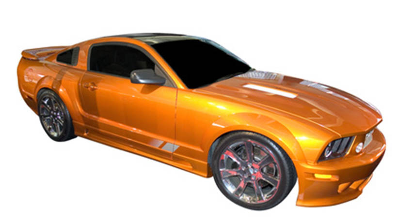 What Are The Different Types Of Auto Paint Protection Films