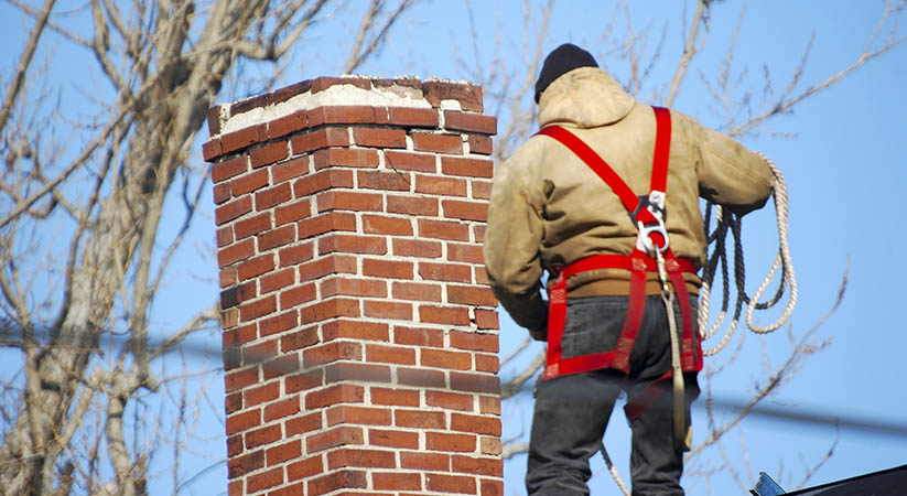 Improve Fireplace Function and Safety with Chimney Inspection and Repair