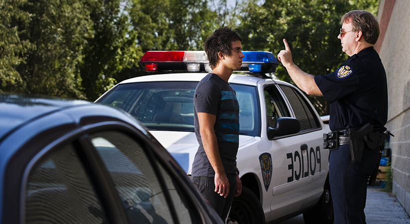 What to do when charged for criminal driving under the influence?