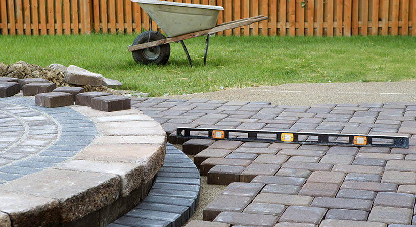 Hardscaping Ideas For Backyards hardscape design ideas If You Are Willing To Improve The Look Feel And Value Of Your Property You Should Probably Think About Installing Magnificent Hardscape Features To Your